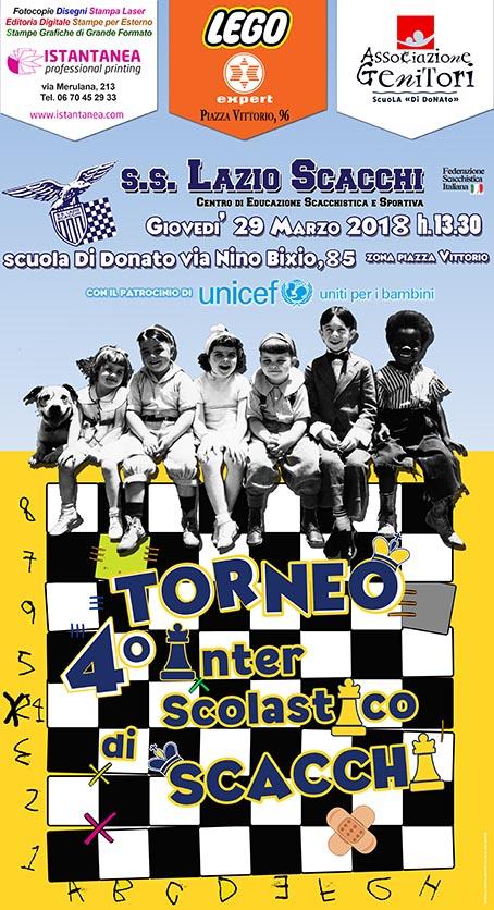 4° TORNEO SCACCHI interscolastico