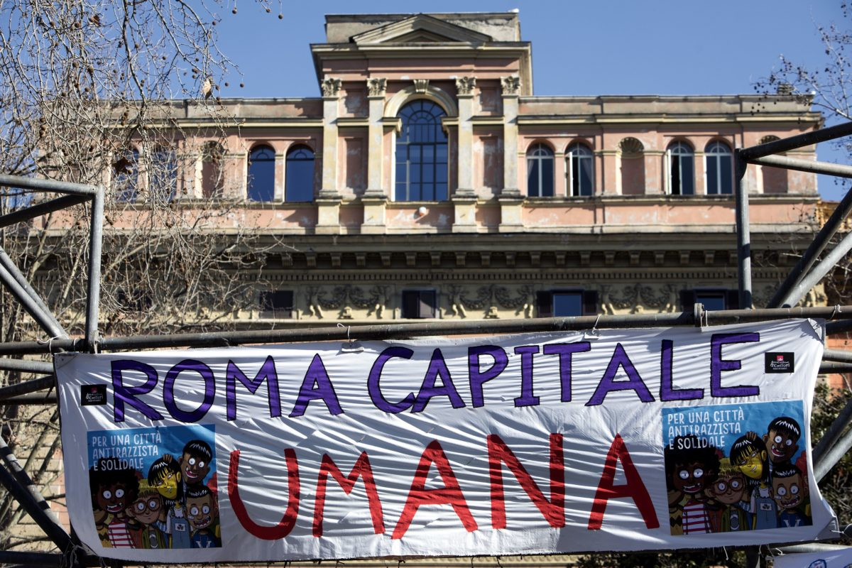 "PRESIDIO ""ROMA CAPITALE UMANA"": GRAZIE!"