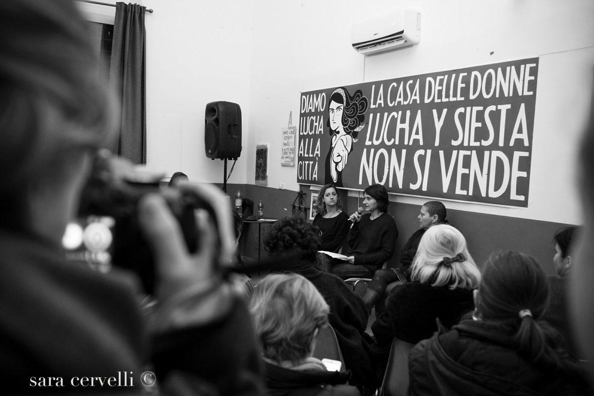 LUCHA Y SIESTA NON PUO' CHIUDERE – Conferenza stampa e presentazione del Comitato Lucha alla città